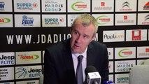 Les réactions après JDA Dijon Basket - Limoges CSP