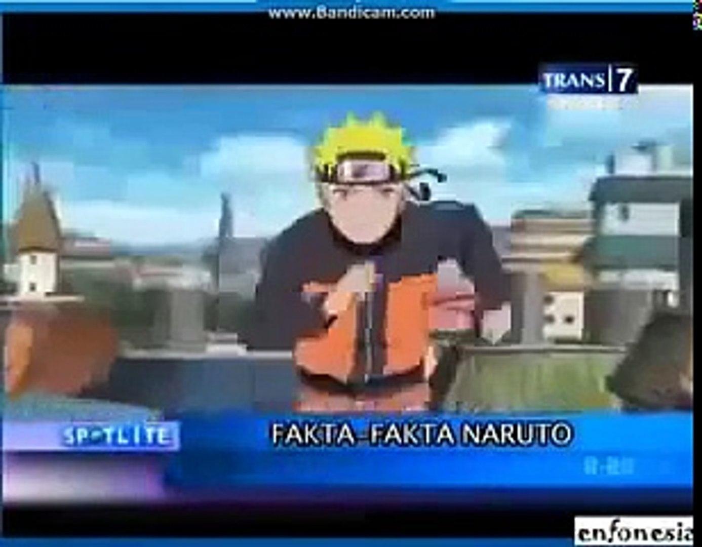 MENGEJUTKAN Misteri Aneh Anime Naruto Dengan Dunia Nyata Japan