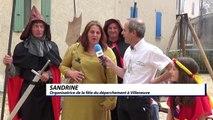 Alpes-de-Haute-Provence : le succès de la 575e édition fête du déperchement à Villeneuve