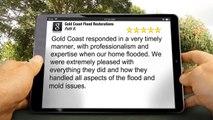Gold Coast Flood Restorations San Diego Excellent 5 Star Review by Patti Belk