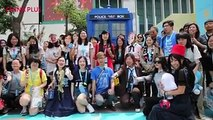 The first Asia-Pacific Science Fiction Convention was held in Beijing last weekend.Fans of Doctor Who, Star Wars and Star Trek were part of the event, which i