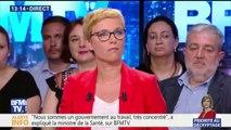 """Manifestations anti-Macron: """"Il y a un montée en puissance de la contestation et de la mobilisation dans ce pays"""", considère Clémentine Autain"""