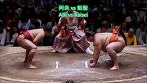 Sumo Digest[Natsu Basho 2018 Day 9, May 21th]20180521夏場所9日目大相撲ダイジェスト