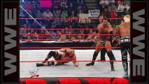 """Stone Cold"" Steve Austin and Hulk Hogan collide in an epic Tag Team Match- Raw, March, 11, 2002"