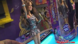 Victoria Justice Dolls new New York Toy Fair Victorious Doll
