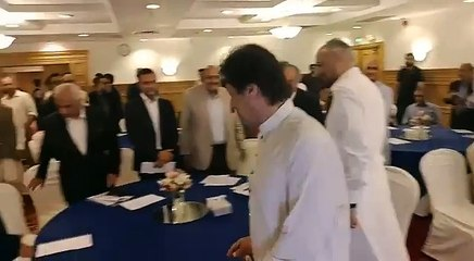 Imran Khan Such A Humble Personality video Leaked