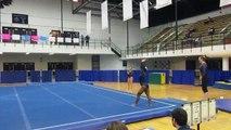 Kiarra Alleyne Yale Floor 2-17-17