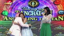 Tawag ng Tanghalan: Vice Ganda becomes emotional Janine gets hug from Vice Ganda