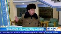 Trump aseguró que un alto responsable de Corea del Norte viaja hacia Nueva York