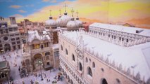 The miniature world of Venice: A masterpiece of modelling in HO scale without model trains - Pilentum Model Railroading and Railway Modelling
