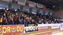 Basketbol: 18 Yaş Altı Kızlar Türkiye Şampiyonası - Beşiktaş, finalde Galatasaray'ı yenerek şampiyon oldu - ORDU