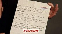 Frédérique Galametz « Mon souvenir de France 98, la lettre de Christophe Dugarry » - Foot - Bleus