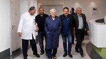Palästinenserpräsident Abbas bleibt im Krankenhaus
