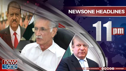 Newsone Headlines 11PM | 27-May-2018
