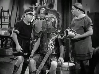 The Three Stooges 063 Matri-Phony 1942 Curly, Larry, Moe
