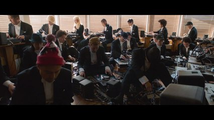 The Philharmonic Turntable Orchestra from Technics