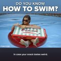Don't know how to swim?Follow these easy steps and you'll be the king of the pool in no time.