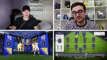 FIFA 18 Squad Builder Showdown!! TOTS 96 Marco REUS!! FIFA 18 TOTS REUS SQUAD BUILDER SHOWDOWN