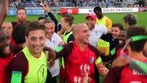 Bourg-Péronnas - Grenoble (0-0) : revivez la folle soirée du GF38, de retour en Ligue 2