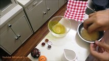 Miniature Food Cooking: Tiny Hash Brown (mini food) (kids toys channel cooking real food)