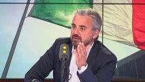 """#Italie """"Je désapprouve l'attitude du président italien (…) C'est une folie antidémocratique"""" réagit Alexis Corbière, député #LFI qui rappelle qui'l n'a """"rien à voir avec le mouvement 5 étoiles auquel on nous compare parfois"""""""