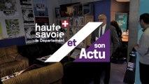 Le Département et son Actu : présentation de la saison culturelle 2018 en Haute-Savoie