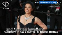 Naomi Campbell in BlacKkKlansman at Cannes Film Festival 2018 Day 7 Part 3   FashionTV   FTV