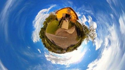 Planet Helsinki - 360° Timelapse in 4k