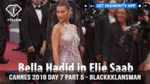 Bella Hadid in Blackkklansman Red Carpet at Cannes Film Festival 2018 Day 7 Part 5   FashionTV   FTV
