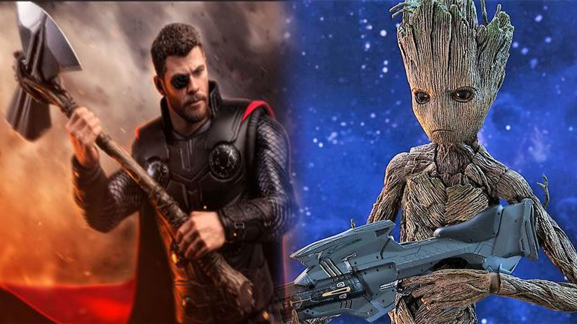 Avengers Infinity War: How Groot lifted Stormbreaker ? Know Here | FilmiBeat