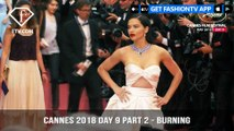 Adriana Lima at Burning Red Carpet at Cannes Film Festival 2018 Day 9 Part 2   FashionTV   FTV