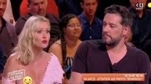 Accident de robe pour Tatiana Laurens en direct ! (CQDLT) - ZAPPING PEOPLE DU 28/05/2018