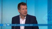 """Loi agriculture : """"Nicolas Hulot est caution d'un gouvernement qui fait le pire !"""", accuse Yannick Jadot"""