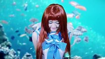 Manaka Mukaido Cosplay Makeup Tutorial