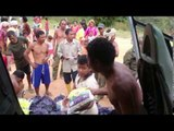 MMOTV: Isolated orang Asli flood victims receive help by air