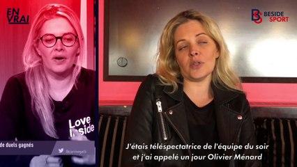 "Interview ""EN VRAI"" avec Carine Galli"