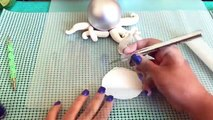 DIY Disney Christmas Ornaments - Revamp Your Dollar Tree Ornaments