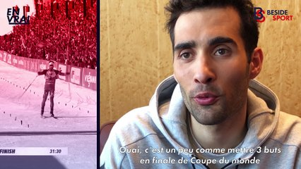 """Interview """"EN VRAI"""" de MARTIN FOURCADE"""
