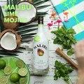 Kick off your summer with this refreshing Malibu Lime Mojito!