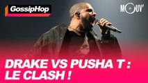 Drake vs Pusha T : le clash ! #GOSSIPHOP