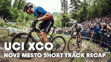 Cross Country short track recap in Nove Mesto, Czech Republic. | UCI MTB 2018