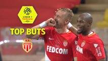 Top 3 buts AS Monaco | saison 2017-18 | Ligue 1 Conforama