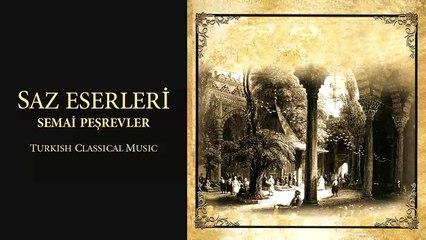 Erdinç Sütoğlu - Saz Eserleri Sema-i Peşrevler (Full Albüm)