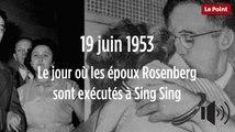 19 juin 1953 : le jour où les époux Rosenberg sont exécutés à Sing Sing