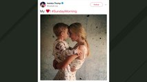 Ivanka Trump Slammed After Posting 'Tone Deaf' Photo With Her Son