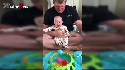 Best Of Funny Babies Scared Of Toys Compilation 2016