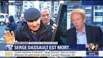 Serge Dassault est mort à 93 ans