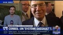 Corbeil-Essonnes rend hommage à Serge Dassault, maire de la ville entre 1995 et 2009
