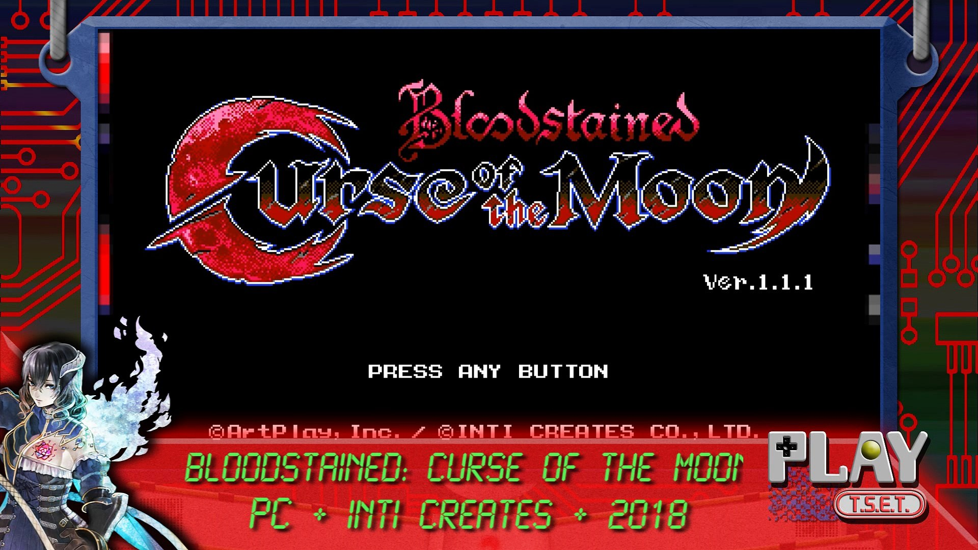 Play TSET - Bloodstained: Curse of the Moon