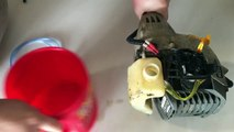 Seadoo Wont Start Troubleshooting: Carburetor Removal